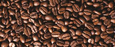 Coffee Beans Panorama Fotobehang 182VEP