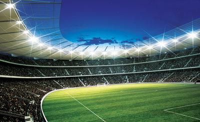 Voetbal Fotobehang 323P8
