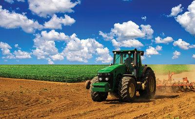 Tractor Fotobehang 1909P8