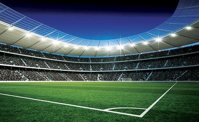 Voetbal Fotobehang 324P8