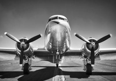 propellor vliegtuig fotobehang 12675p8 fotobehangkoopjes nl