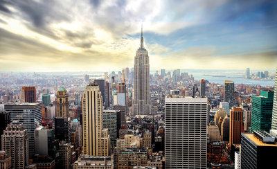 NYC Fotobehang 2317P8