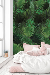 KEK Amsterdam Palm leaves WP.501 (Met Gratis Lijm)