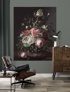 KEK Panel Golden Age Flowers PA-005 (Met Gratis Lijm)