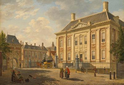 Rijksmuseum Mauritshuis Den Haag RM60 (Met Gratis Lijm)
